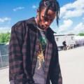 チェックシャツ|HIPHOPアーティストのお洒落な着こなし